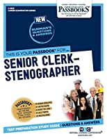 Senior Clerk-stenographer (Career Examination)