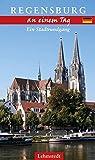 Buchcover Regensburg an einem Tag