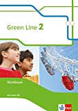Green Line 2: Workbook + Audio-CD Klasse 6 (Green Line. Bundesausgabe ab 2014) - Harald Weisshaar
