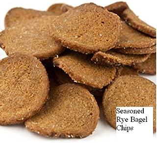 Seasoned Rye Bagel Chips 2 Lb