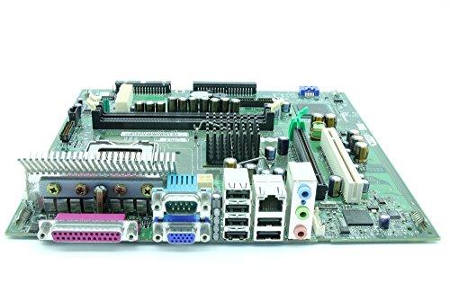 DELL P/N 0H8367 H8367 Optiplex GX280 SFF System Board Mainboard Intel Socket 775 (Generalüberholt)