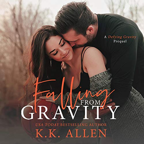 Falling from Gravity audiobook cover art