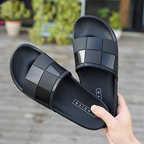 VHGYU Zapatillas de Ducha para Mujeres Ducha de hidromasaje Ducha de la Piscina Sandalias de Secado rápido baño Deslizadores Antideslizantes Sandalia for Las Mujeres Zapatillas Indoor