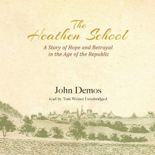 The Heathen School audiobook cover art