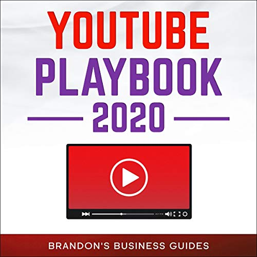 YouTube Playbook 2020 cover art