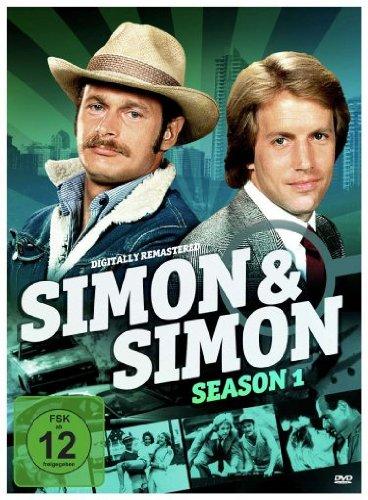 Simon & Simon (Season 01) [4 DVDs]