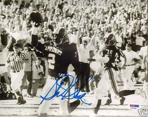 Authentic Autographed Sterling Super popular specialty store Sharpe F South Department store Gamecocks Carolina