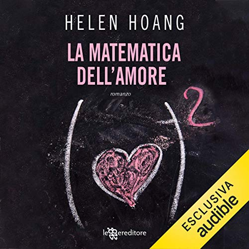 La matematica dell'amore cover art
