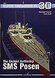 German Battleship SMS Posen (Super Drawings in 3D)