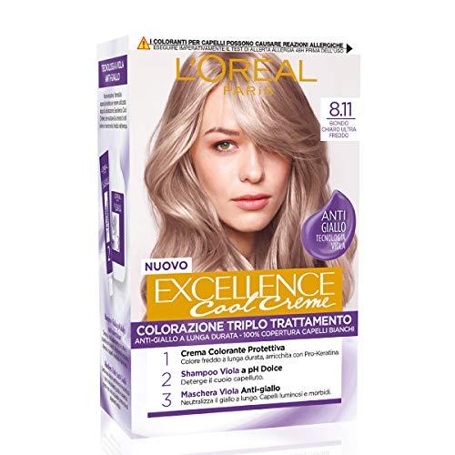 tinta capelli 8.11 migliore guida acquisto