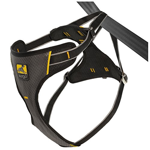 Kurgo Car Safety Dog Harness, Crash Tested Harness for Dogs, Integrated Dog seat belt Tether Loop, Pet Vehicle Restraint seat belt, Travel, Impact Harness, For Small Medium Large Pets