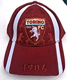 Torino F.C. Gorra con visera y gorro Toro, producto oficial
