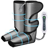 Leg Massager for Circulation and Relaxation, Air Compression...