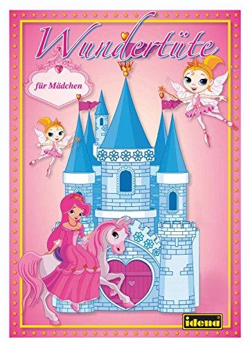 Idena 8870016 - Wundertüte für Mädchen, 20,5 x 29 cm