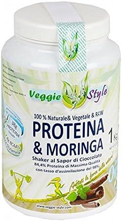 Proteina + Moringa - 1Kg - Sabor Chocolate