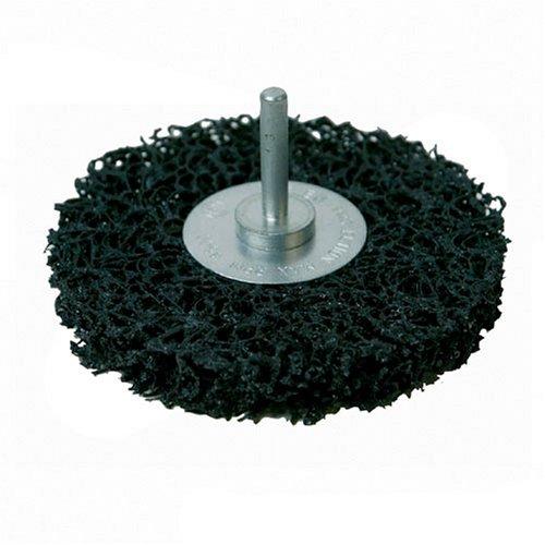 Silverline 583244 Nylon-Siliziumkarbid-Schleifscheibe 100 mm