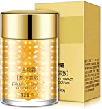 24K Gold Eye Cream for Deep Hydrating, Anti-aging and Anti Wrinkle Effect, Eye Cream for Dark Circles and Puffiness,Moisturizing Lifting Eye