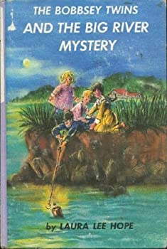 The Bobbsey Twins And The Big River Mystery - Book #56 of the Original Bobbsey Twins
