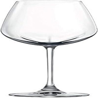 "Lucaris 04 33061 Desire Aerlumer Rich Wine Glass (Set of 4), 8.5"", White"