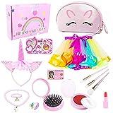 Princess Dress Up for Girls Makeup Kit, Girl...