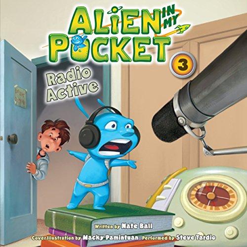 Radio Active audiobook cover art
