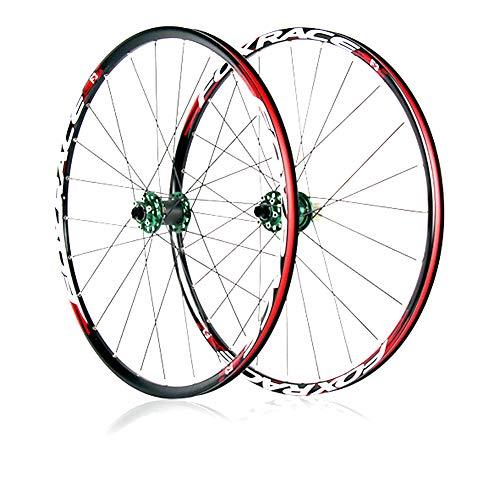 TABN Stahlradlaufwelle F300 Mit Schnellspanner, Mountain-Radsatz 26 27,5 29 Zoll, 120-Ring-Radsatz,26