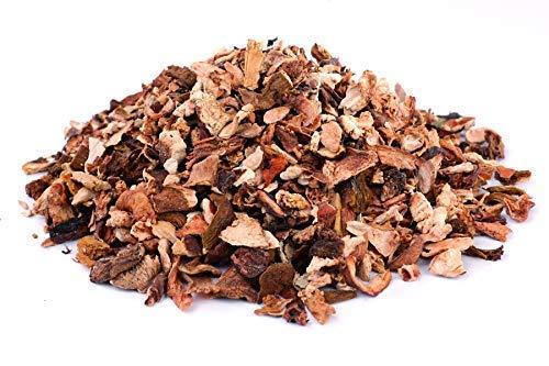 Bio Steinpilze Stückchen 1 kg aromatisch, Boletus Edulis, getrocknet, roh Rohkost, vegan, 100% natürlich 1000g
