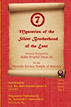 Mysteries of the Silent Brotherhood of the East: A.K.A. The Red Book/ Sincerity (Califa Uhuru)