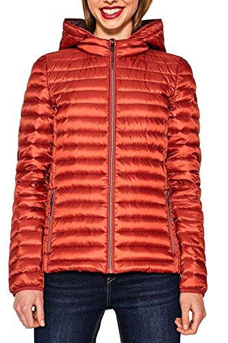 ESPRIT Damen 077EE1G006 Jacke, Rot (Terracotta 805), Medium