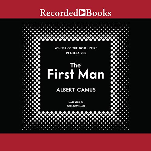 The First Man cover art