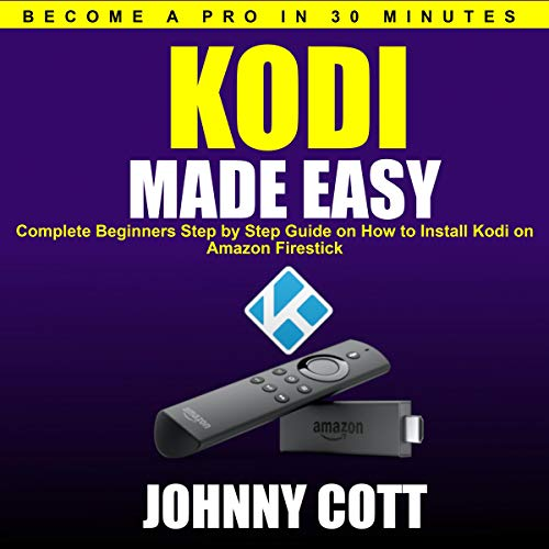 Kodi Made Easy  By  cover art