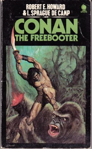 Conan the Freebooter 0722147392 Book Cover