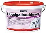 Pufas Flüssige Rauhfaser roll- und spritzfähig 2,500 L