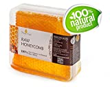 Honey Land 100% Pure Raw Unfiltered Honey Comb Honeycomb Kosher 360gr...