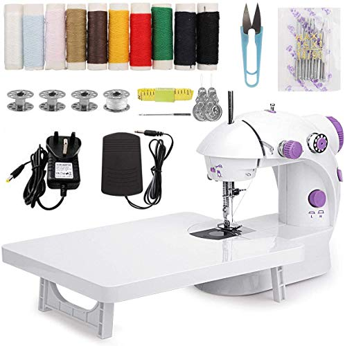 Mini Sewing Machine with Extension...