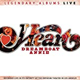 Heart: Dreamboat Annie Live (Audio CD (Live))