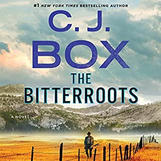 Couverture de The Bitterroots