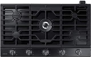 Samsung NA36N6555TG / NA36N6555TG/AA / NA36N6555TG/AA 36 Black Stainless 5 Burner Gas Cooktop