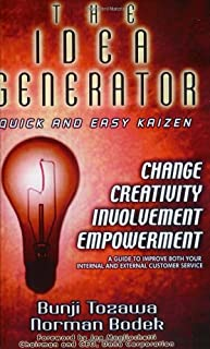The Idea Generator: Quick and Easy Kaizen