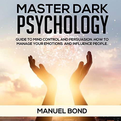 Master Dark Psychology cover art