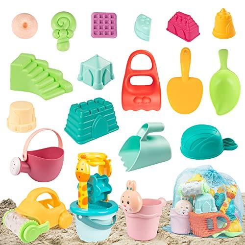 (50% OFF) Beach Sand Toys 27 Pcs $8.99 – Coupon Code