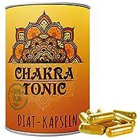 Chakra Tonic Diät Kapseln die Diätunterstützung für alle welche auf ganz natürliche Weise eine Unterstützung beim Abnehmen benötigen Kapseln besser als Tabletten, Pillen, Smoothies, Shakes, Globulis, HCG, Tee, Pflaster. Auch bei der 21 Tage Kur Unser...