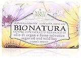 NESTI DANTE Bio Natura Savon à l'huile d'argan et au foin sauvage 250 g