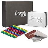Boules Magnétiques Anti-Stress myHodo, Gadget de Bureau Insolite et...