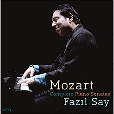 Fazıl Say / Mozart Complete Sonatas (6 Cd Set)