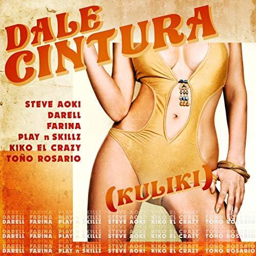 Steve Aoki, Darell & Farina feat. Play-N-Skillz, Kiko El Crazy & Toño Rosario