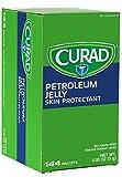 Medline Curad Petroleum Jelly, 144 Count