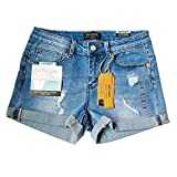 Zoom IMG-1 hocaies donna shorts in jeans