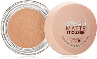 Maybelline Dream Matte Mousse - 0.64 oz, Creamy Natural Light 5