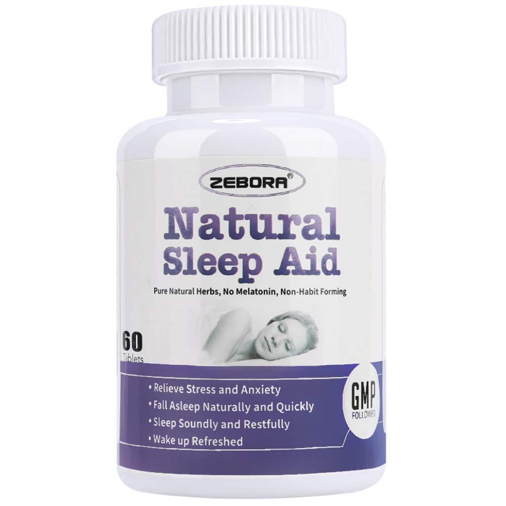Natural Sleeping Stress Insomnia Anxiety
